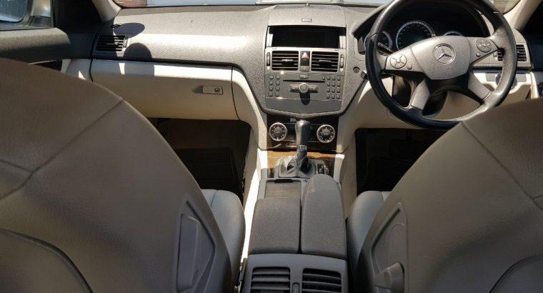 2009 Mercedes C200 Kompressor